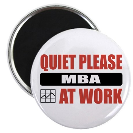 MBA Work Magnet