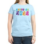 Colorful Class Of 2025 Women's Light T-Shirt
