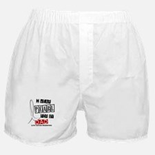 I Wear Pearl For My Dad 37 Boxer Shorts