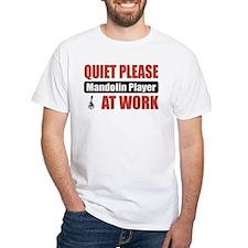 Mandolin Player Work Shirt