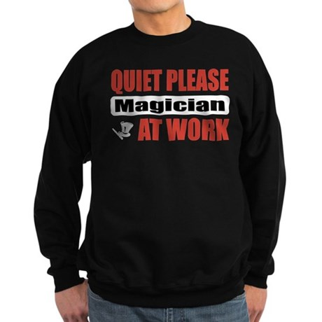 Magician Work Sweatshirt (dark)
