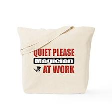 Magician Work Tote Bag
