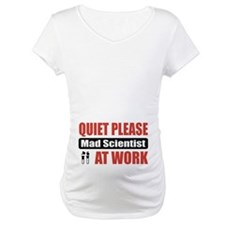 Mad Scientist Work Shirt
