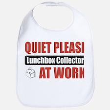 Lunchbox Collector Work Bib