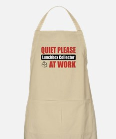 Lunchbox Collector Work BBQ Apron