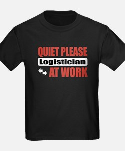 Logistician Work T