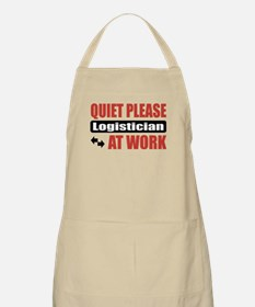 Logistician Work BBQ Apron