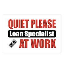 Loan Specialist Work Postcards (Package of 8)