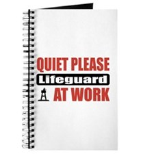 Lifeguard Work Journal