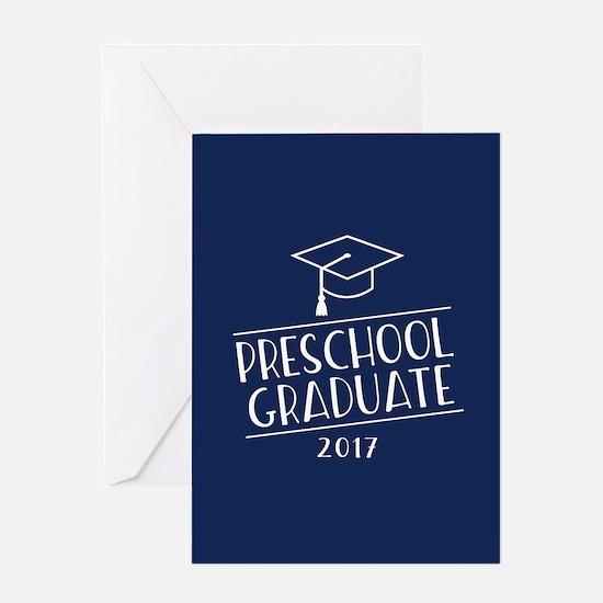 2017 PreK Grad Greeting Card