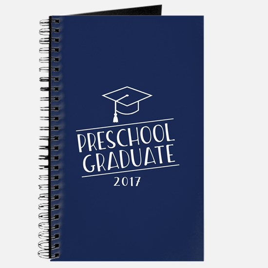 2017 PreK Grad Journal