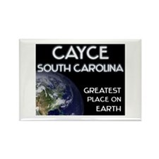 cayce south carolina - greatest place on earth Rec