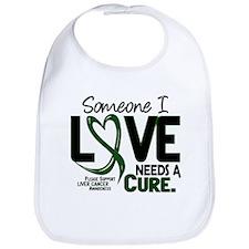 Needs A Cure 2 LIVER CANCER Bib