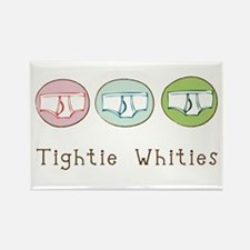 Tightie Whities Funny Rectangle Magnet