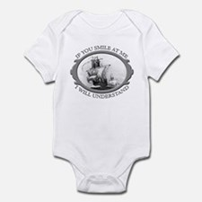 """If You Smile At Me"" Infant Bodysuit"