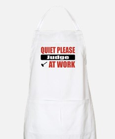 Judge Work BBQ Apron
