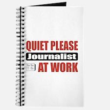 Journalist Work Journal