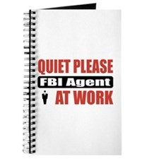 FBI Agent Work Journal