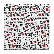Peace Love McCain Palin Tile Coaster