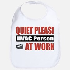 HVAC Person Work Bib