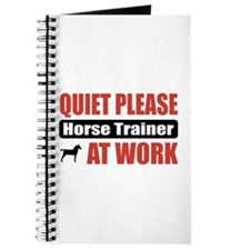 Horse Trainer Work Journal