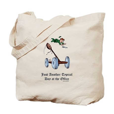 Typical Day Tote Bag
