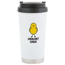 Crochet Chick Travel Mug