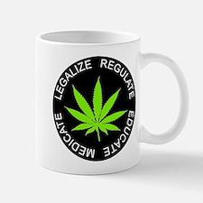 Unique Legalize weed Mug
