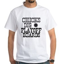 Hockey Playoff Beards Shirt