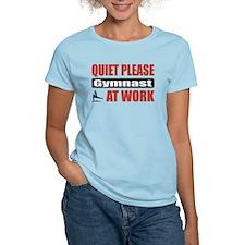 Gymnast Work T-Shirt