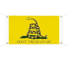Gadsden Flag Banner