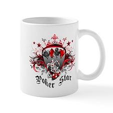 Poker Star Mug