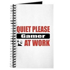 Gamer Work Journal