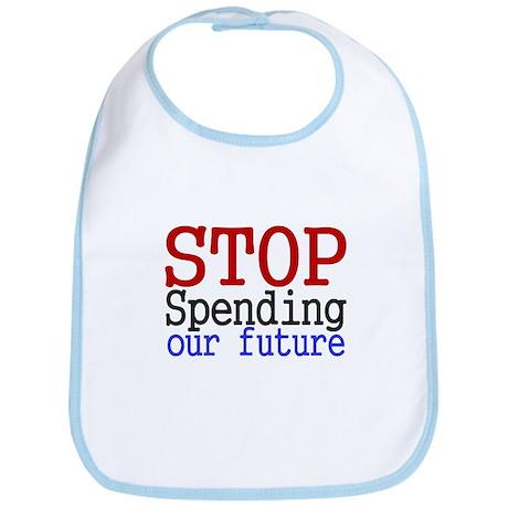 Stop Spending Our Future Bib