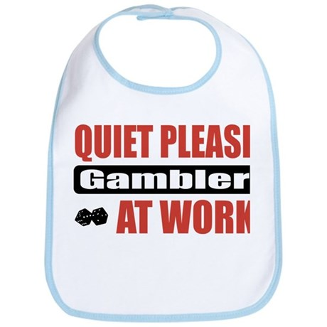 Gambler Work Bib