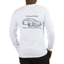 "TexasFBody ""Ellis Juan"" (00 Camaro) Long Sleeve"