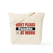 Foodie Work Tote Bag