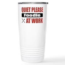 Foodie Work Travel Mug