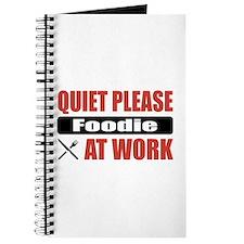 Foodie Work Journal