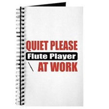 Flute Player Work Journal