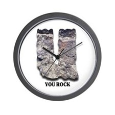 You Rock - Wall Clock