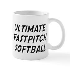 ultimate fastpitch softball Mug