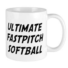 ultimate fastpitch softball Mug