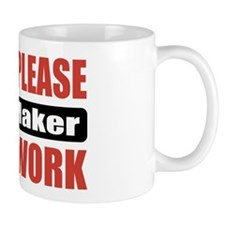 Film Maker Work Mug
