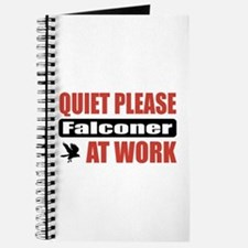 Falconer Work Journal