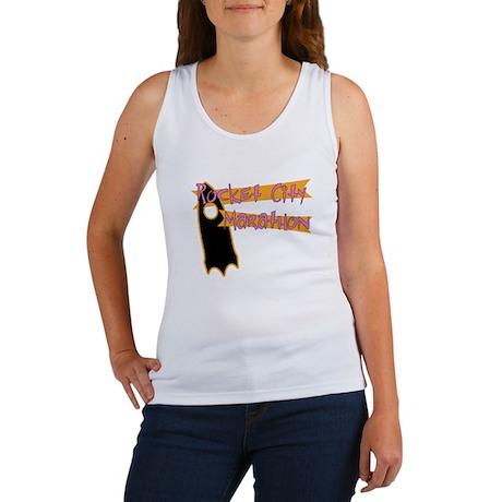 Rocket City Marathon Women's Tank Top