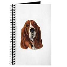 Cute Hound dogs Journal