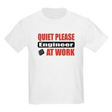 Engineer Work T-Shirt