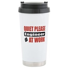Engineer Work Travel Mug