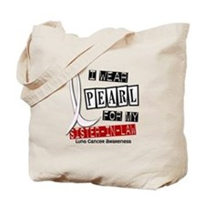 I Wear Pearl For My Sister-In-Law 37 Tote Bag